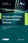 Jajodia S., Zhou J. — Security and privacy in communication networks