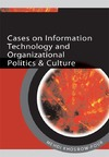 Khosrow-Pour M. — Cases on Information Technology and Organizational Politics & Culture (Cases on Information Technology Series)