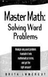 Immergut B. — Master math: solving word problems