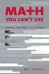 Klemens B. — Math You Can't Use: Patents, Copyright, and Software