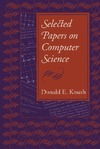 Knuth D. — Selected papers on computer science