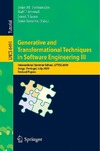 Fernandes J., Lammel R., Visser J. — Generative and Transformational Techniques in Software Engineering III, GTTSE 2009