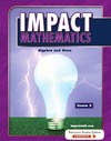 0 — IMPACT Mathematics: Algebra and More, Course 2, Student Edition