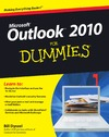 Dyszel B. — Outlook 2010 For Dummies (For Dummies (Computer/Tech))
