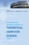 Italiano G., Moggi E., Laura L. — Theoretical Computer Science: Proceedings of the 10th Italian Conference on Ictcs '07