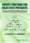 Doniach S., Sondheimer E. — Green's Functions for Solid State Physicists