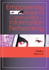 Rahman H. — Empowering Marginal Communities with Information Networking