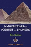 Fanchi J. — Math Refresher for Scientists and Engineers