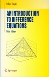 Elaydi S. — An introduction to difference equations