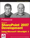 Fox S., Stubbs P. — Professional Microsoft SharePoint 2007 Development Using Microsoft Silverlight 2