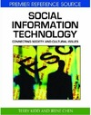 Kidd T., Chen I.L. — Social Information Technology: Connecting Society and Cultural Issues (Premier Reference Source)