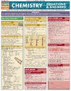 Jackson M. — BarCharts QuickStudy Chemistry Equations & Answers