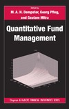 Dempster M., Mitra G., Pflug G. — Quantitative Fund Management