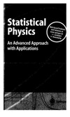 Honerkamp J. — Statistical physics: an advanced approach with applications