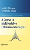 Ghorpade S., Limaye B. — A course in multivariable calculus and analysis