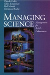 Geles C., Lindecker G., Month M. — Managing Science : Management for R&D Laboratories