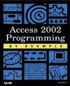 Villareal B. — Access 2002 Programming by Example