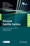 Dhaou R., Beylot A., Montpetit M. — Personal Satellite Services: 5th International ICST Conference, PSATS 2013, Toulouse, France, June 27-28, 2013, Revised Selected Papers