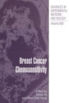 Dihua Yu — Breast Cancer Chemosensitivity (Advances in Experimental Medicine and Biology Vol. 608)