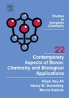 Hijazi Abu Ali, Valery M Dembitsky, Morris Srebnik — Ali Contemporary Aspects of Boron-Chemistry and Biological Applications SIC22