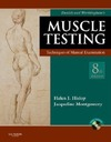 Helen J. Hislop, Jacqueline Montgomery, Barbara Connelly — Daniels and Worthingham's Muscle Testing: Techniques of Manual Examination, 8th edition (BOOK + DVD)