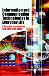 Leslie Haddon — Information and Communication Technologies in Everyday Life
