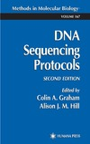 Graham C., Hill A. — DNA Sequencing Protocols (Methods in Molecular Biology Vol 167)