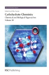 Rauter A., Lindhorst T. — Carbohydrate Chemistry Chemical and Biological Approaches Volume 38