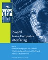 Dornhege G., Millan J., Hinterberger T. — Toward Brain-Computer Interfacing (Neural Information Processing)