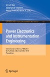 Das V., Stephen J., Thankachan N. — Power Electronics and Instrumentation Engineering: International Conference, PEIE 2010,Kochi, Kerala, India, September 7-9, 2010, Proceedings (Communications in Computer and Information Science)