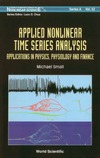 Small M. — Applied Nonlinear Time Series Analysis: Applications in Physics, Physiology and Finance
