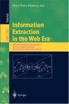Pazienza M. — Information Extraction in the Web Era: Natural Language Communication for Knowledge Acquisition and Intelligent Information Agents (Lecture Notes in Computer Science)