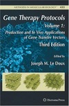 LeDoux J. — Gene Therapy Protocols. Production and In Vivo Applications of Gene Transfer Vectors