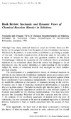 Kuznetzov A. — Book Review: Stochastic and Dynamic Views of Chemical Reaction Kinetics in Solutions