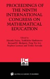 Fujita H., Hashimoto Y., Hodgson B. — Proceedings of the Ninth International Congress on Mathematical Education