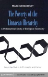 Ereshefsky M. — The poverty of the Linnaean hierarchy: a philosophical study of biological taxonomy