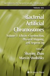Zhao S., Stodolsky M. — Bacterial Artificial Chromosomes. Library Construction, Physical Mapping, and Sequencing