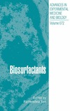 Sen R. — Biosurfactants (Advances in Experimental Medicine and Biology, Volume 672)