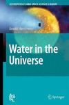 Hanslmeier A. — Water in the Universe