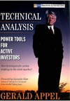 Gerald Appel — Technical Analysis: Power Tools for Active Investors