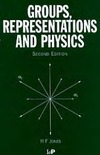 Jones H. — Groups, Representations, and Physics