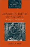 Wedin M. V. — Aristotle's Theory of Substance: The Categories and Metaphysics Zeta