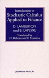 Lamberton D., Lapeyre B., Rabeau N. — Introduction to stochastic calculus applied to finance