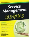 Judith Hurwitz, Robin Bloor, Marcia Kaufman, Fern Halper — Service Management For Dummies (For Dummies (Computer Tech))