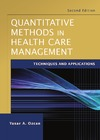 Ozcan  Y. A. — Quantitative Methods in Health Care Management: Techniques and Applications